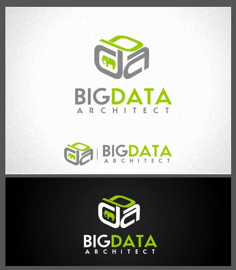 "#161 for Design a Logo for ""Big Data Architect"" by RedLab"