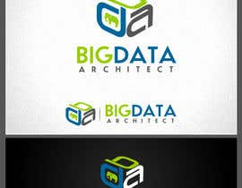 "#214 untuk Design a Logo for ""Big Data Architect"" oleh RedLab"