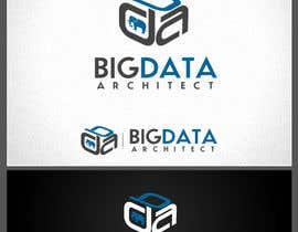 "#231 untuk Design a Logo for ""Big Data Architect"" oleh RedLab"