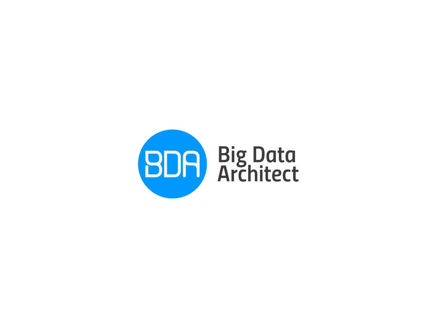 "#415 for Design a Logo for ""Big Data Architect"" by kevincc18"