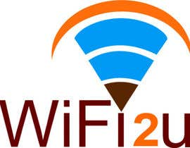 imhim45 tarafından Design a Logo - WiFi2U.com.au için no 22