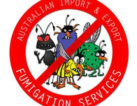 jcaselli tarafından logo for a fumigation company için no 18