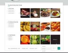 nizagen tarafından Design a website (MadeMeals.nl) için no 42