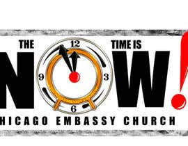#37 for Graphic Design for Chicago Embassy Church by iamgr3