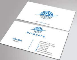 #25 for Design two collections of logos and related business cards for e-business in China. by HammyHS