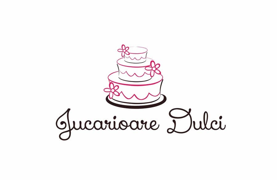 #57 for Design a Logo for cake business by zvercat27