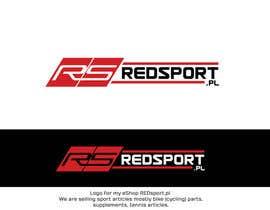 AshishMomin786 tarafından Design a Logo REDSPORT.pl eShop için no 33