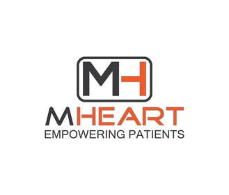 sayara786 tarafından mHeart Logo and Graphic Design için no 13