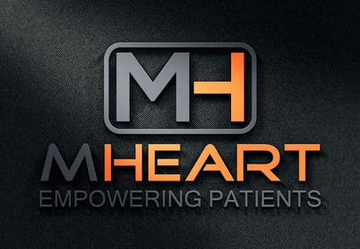 sayara786 tarafından mHeart Logo and Graphic Design için no 14