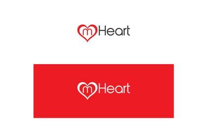 sayara786 tarafından mHeart Logo and Graphic Design için no 25