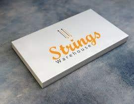 kevalthacker tarafından Design an outstanding logo for an online string company için no 287