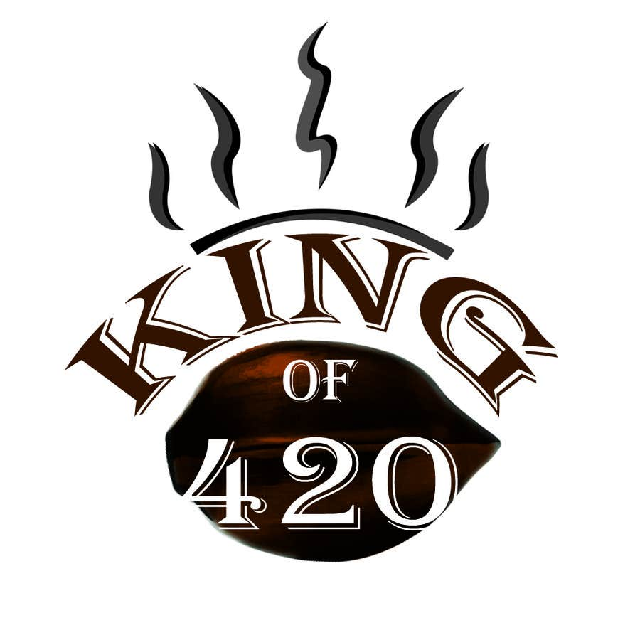 Contest Entry #3 for Design the best logo for Kingof420