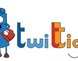 nº 196 pour Logo Design for twittigo, a touristical and guide service par AlveenaK