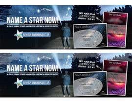 Nro 81 kilpailuun Design a Banner for Star-Registration.com käyttäjältä ClaudiuTrusca