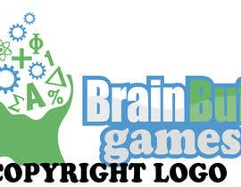 #29 for Design a Logo for Brain Buff Games af TiffanyLievense