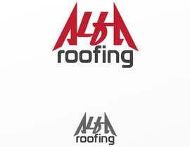 Nro 74 kilpailuun Cool Logo for a roofing company käyttäjältä ioananca2006