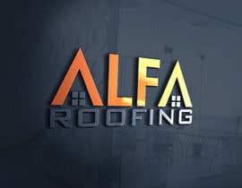 Nro 66 kilpailuun Cool Logo for a roofing company käyttäjältä kavadelo
