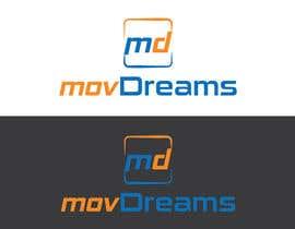 Nro 18 kilpailuun movDreams Logo käyttäjältä FreelancerAP