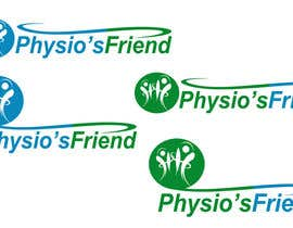 #42 para Design a Logo for Physiosfriend.com por MonkeyGraphics1