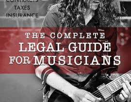 Nro 16 kilpailuun Design a Cover for a Legal Guide for Musicians käyttäjältä missangelicarae