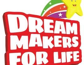 Andymsh tarafından Design a Logo for Dreammakers for Life için no 9