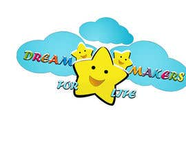 #35 for Design a Logo for Dreammakers for Life af MonkeyGraphics1