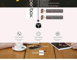 #20 cho Need Ultra-Creative Website Mock-up with Intuitive UI bởi maxbt