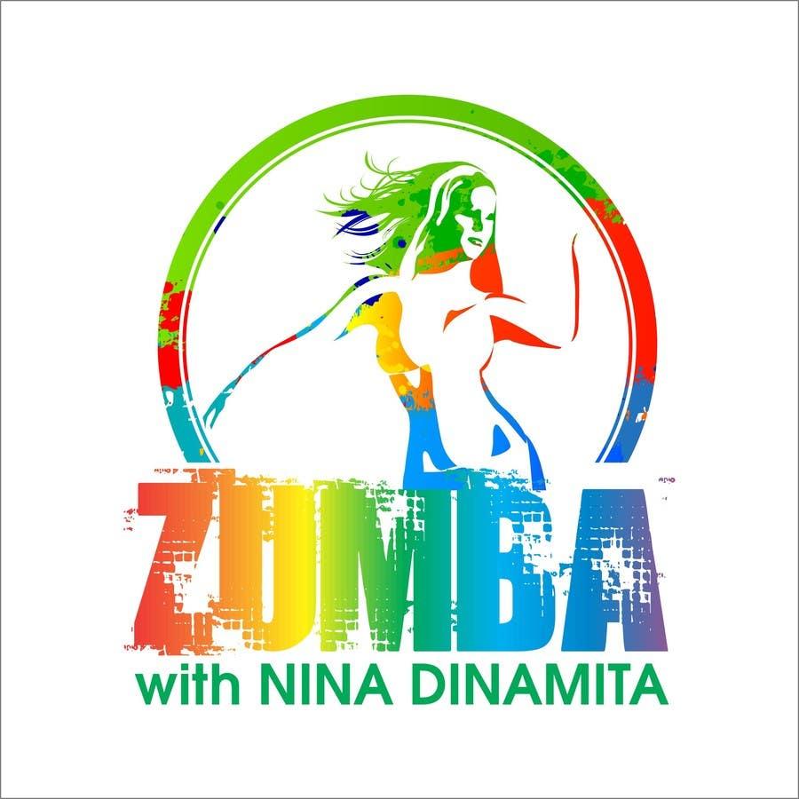 Entry #3 by naythontio for Zumba Logo Design -- 1 | Freelancer