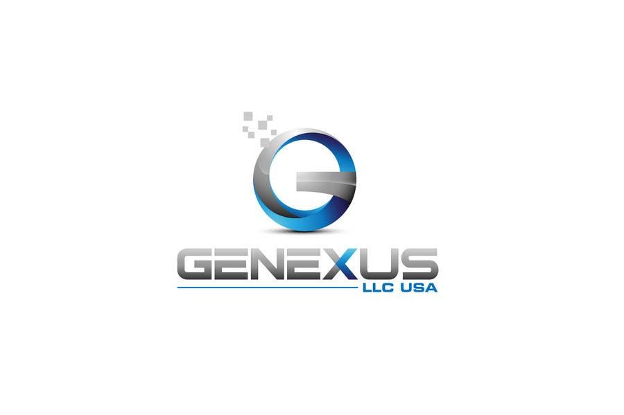 Конкурсная заявка №121 для Logo Design for GENEXUS