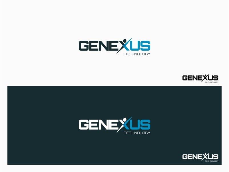 Konkurrenceindlæg #69 for Logo Design for GENEXUS