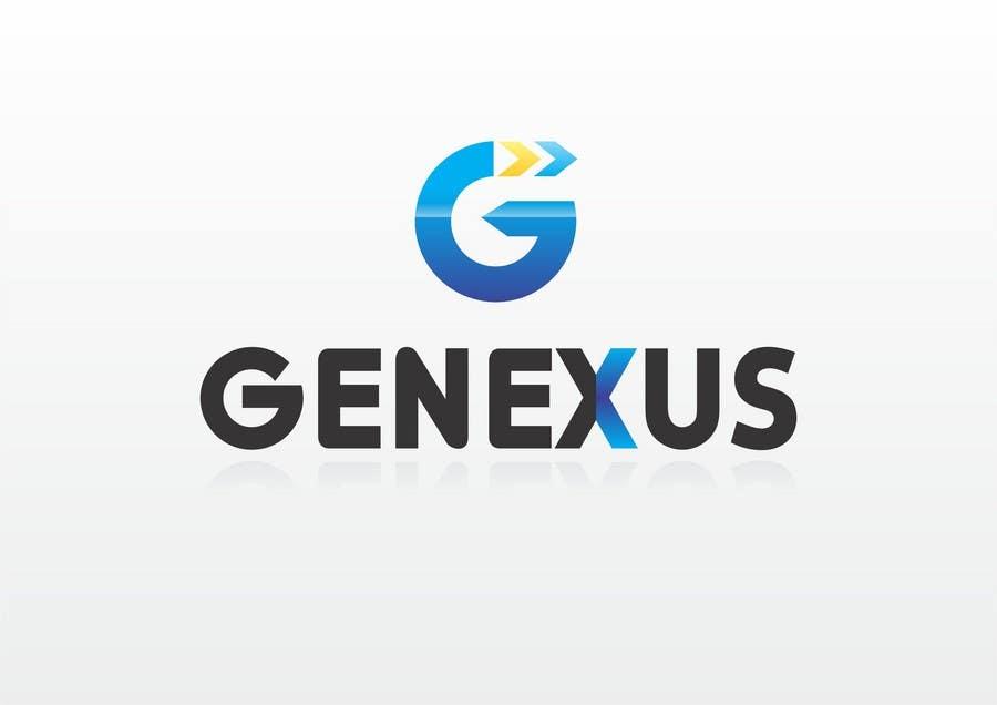 Konkurrenceindlæg #56 for Logo Design for GENEXUS
