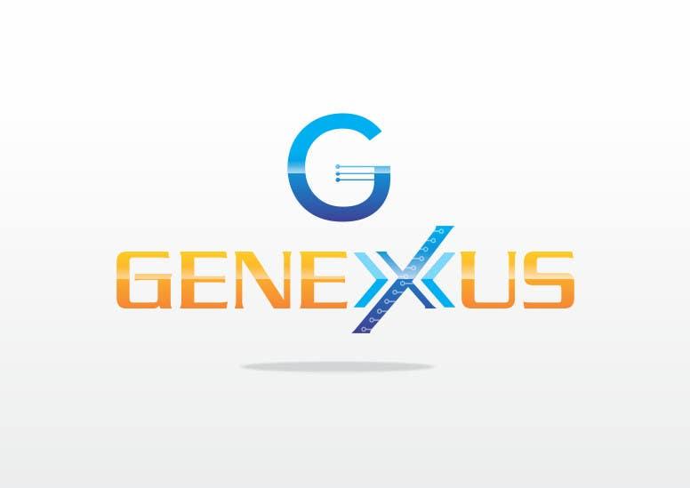 Конкурсная заявка №54 для Logo Design for GENEXUS