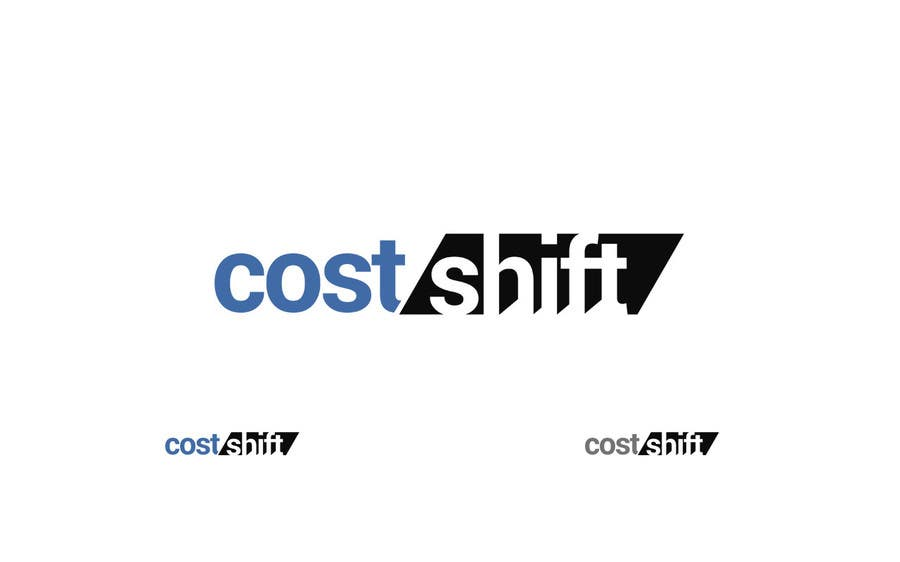 Kilpailutyö #113 kilpailussa Design a Logo For COSTSHIFT