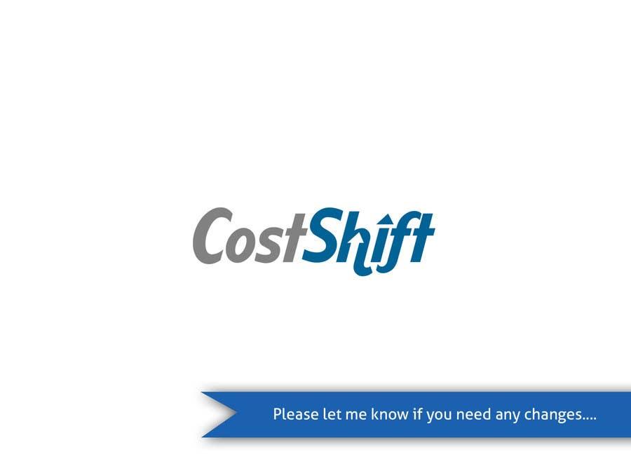 Kilpailutyö #116 kilpailussa Design a Logo For COSTSHIFT