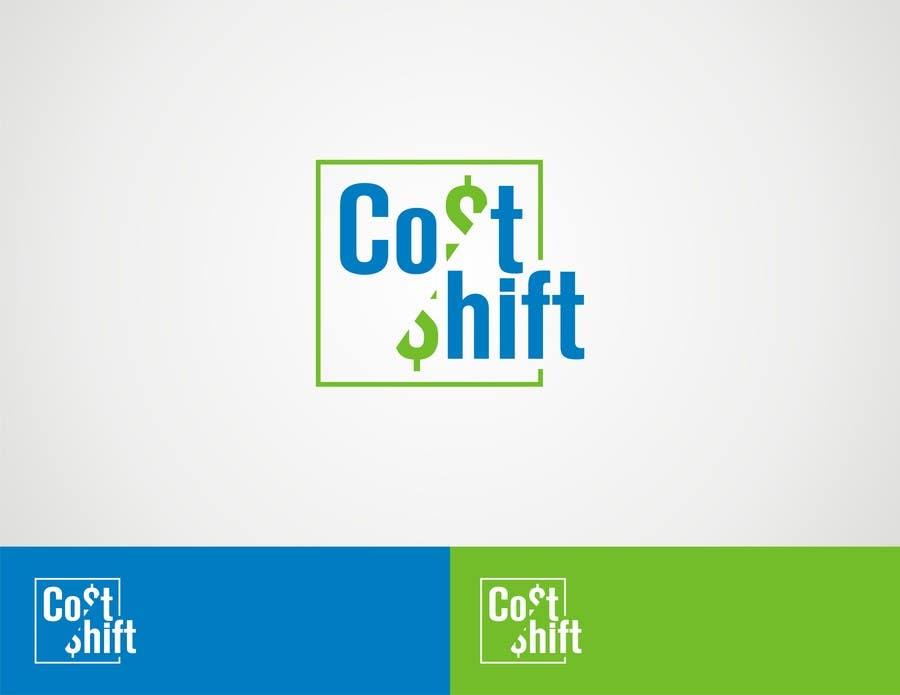 Kilpailutyö #105 kilpailussa Design a Logo For COSTSHIFT