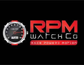 nº 154 pour Design a Logo for RPM watches par dannnnny85