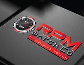 nº 157 pour Design a Logo for RPM watches par dannnnny85