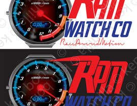 nº 145 pour Design a Logo for RPM watches par kenbonilla