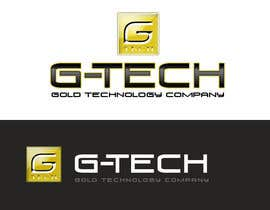 #11 para Logo Design for Gold technology company(G-TECH) por sssalehooo