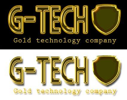 Kilpailutyö #                                        14                                      kilpailussa                                         Logo Design for Gold technology company(G-TECH)