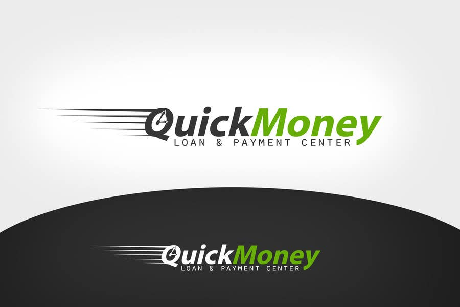 #95 for Design a logo for QuickMoney Loan and Payment Center by rogeliobello