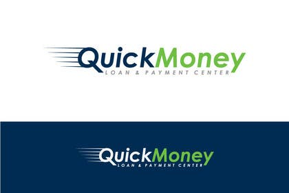 Graphic Design Contest Entry #135 for Design a logo for QuickMoney Loan and Payment Center