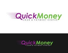 #138 for Design a logo for QuickMoney Loan and Payment Center af sagorak47