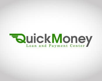Graphic Design Contest Entry #65 for Design a logo for QuickMoney Loan and Payment Center