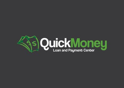Graphic Design Contest Entry #78 for Design a logo for QuickMoney Loan and Payment Center