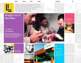 Nro 10 kilpailuun Design an eyecatching design to launch our new website käyttäjältä krrish250