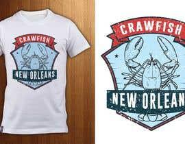 ShadaoPartners tarafından Design a cool crawfish için no 4