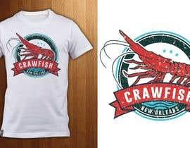 ShadaoPartners tarafından Design a cool crawfish için no 5