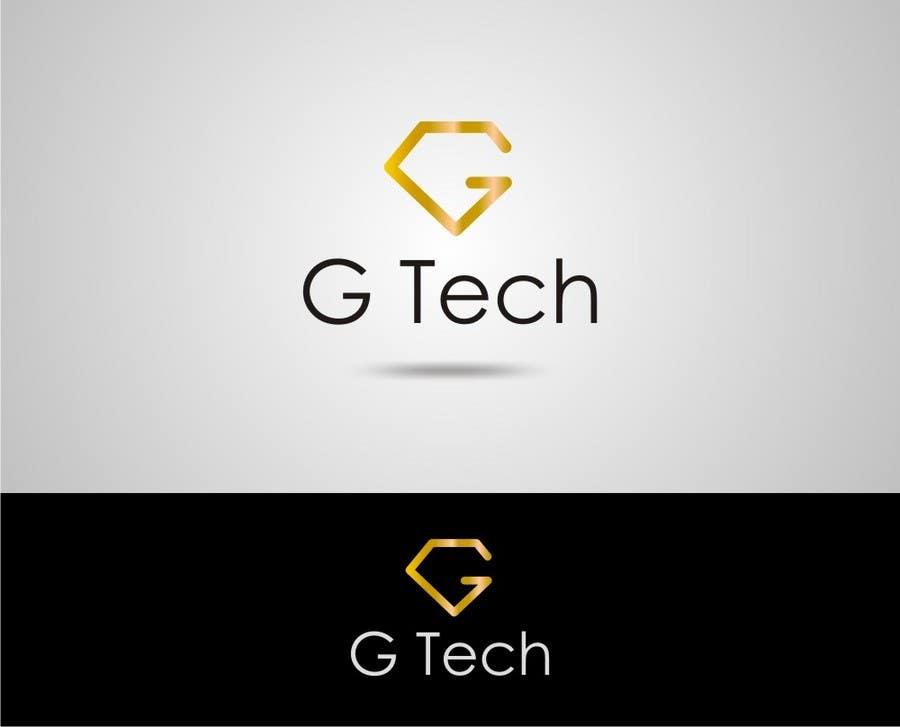 Inscrição nº                                         16                                      do Concurso para                                         Logo Design for Gold technology company(G-TECH)