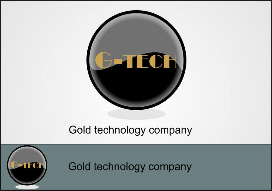 Inscrição nº                                         77                                      do Concurso para                                         Logo Design for Gold technology company(G-TECH)